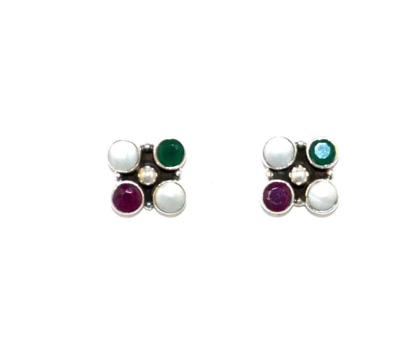 Cute multicolor earring