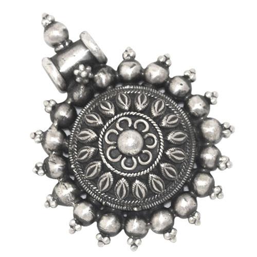 Cute Little  Silver Pendant