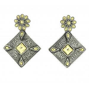 Handmade Bright shade fashion earrings