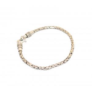 Voylla Style Silver Bracelet