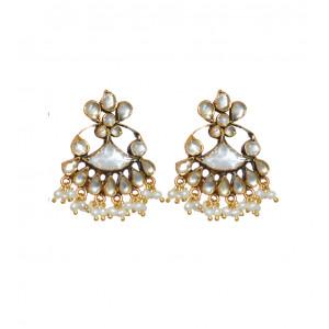 Beautiful Kundan Earring