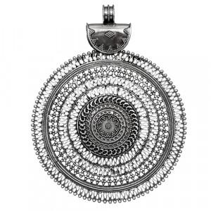 Handmade Jali Pendant