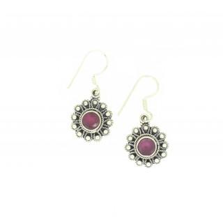 Hanging rava earring