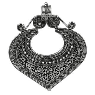 Pear Rava pendant