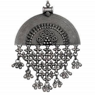 Ethnic Jhalar Pendant