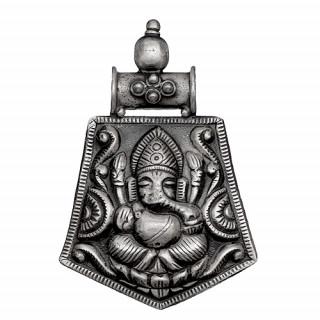 Beutiful Little Ganesh ji Pendant